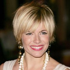 Image result for sienna miller haircut