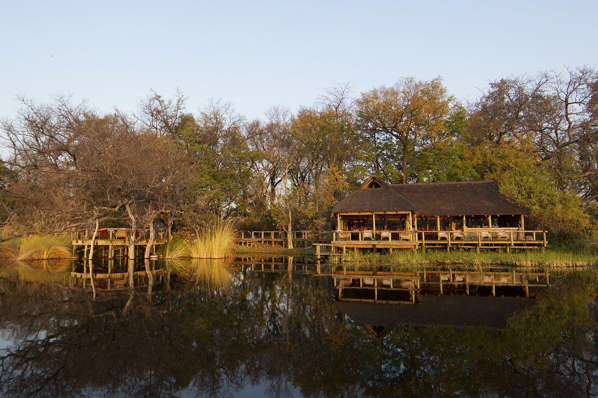 Camp Xakanaxa, Moremi Game Reserve, Okavango Delta