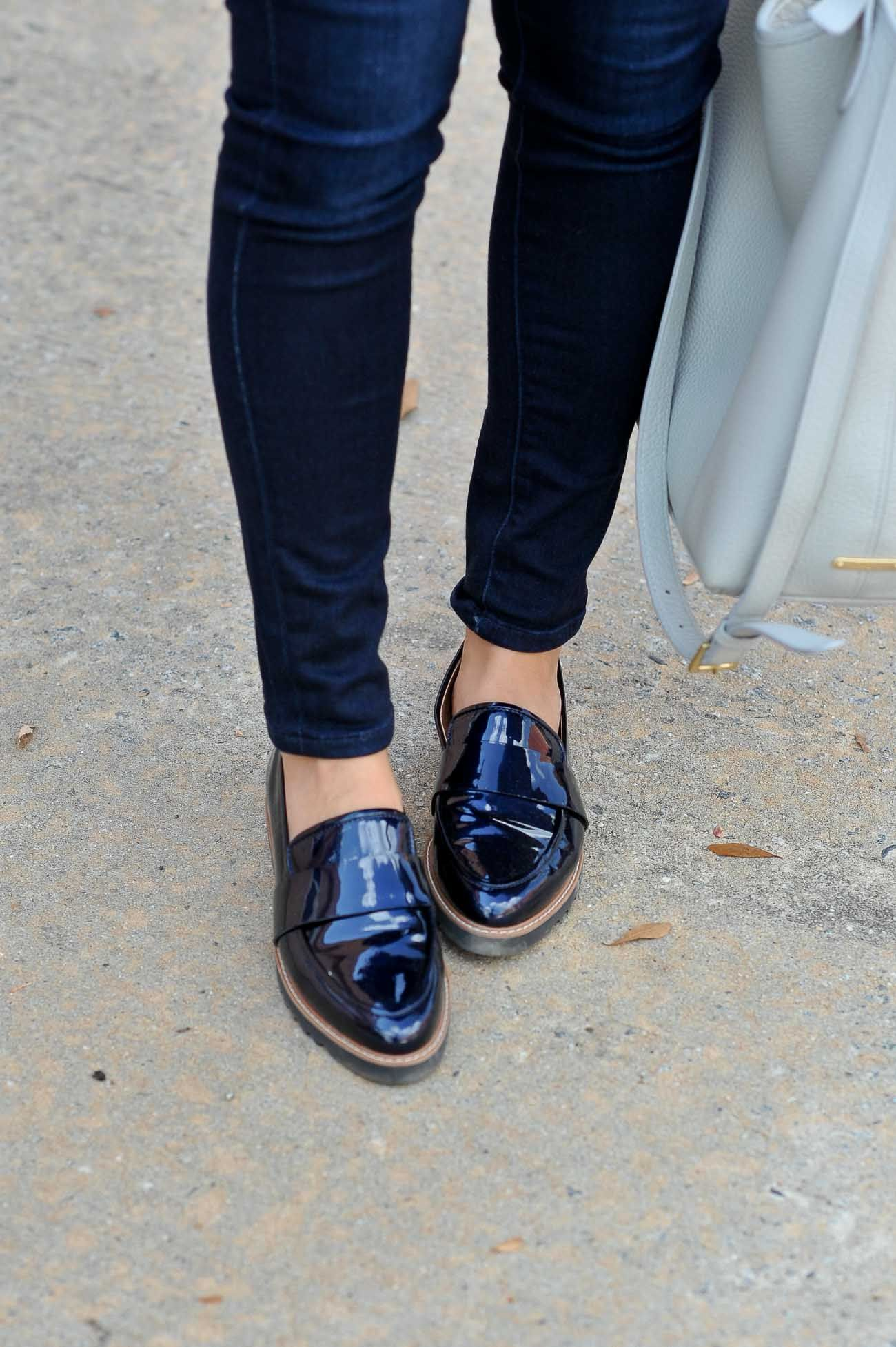 f200e82b9d6 Styling Loafers For Fall