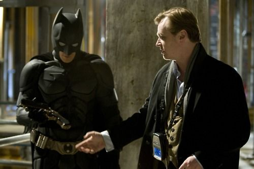 Behind The Scenes Sunday 29 Photos The Dark Knight Trilogy