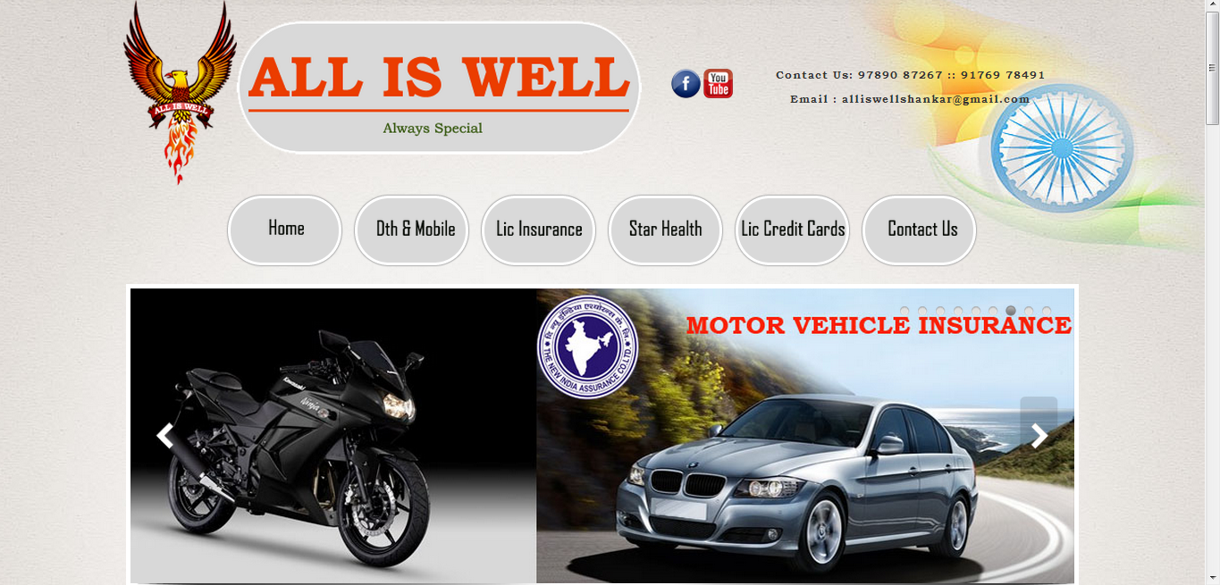 Car Insurance Bike Insurance And General Insurance All Needs All