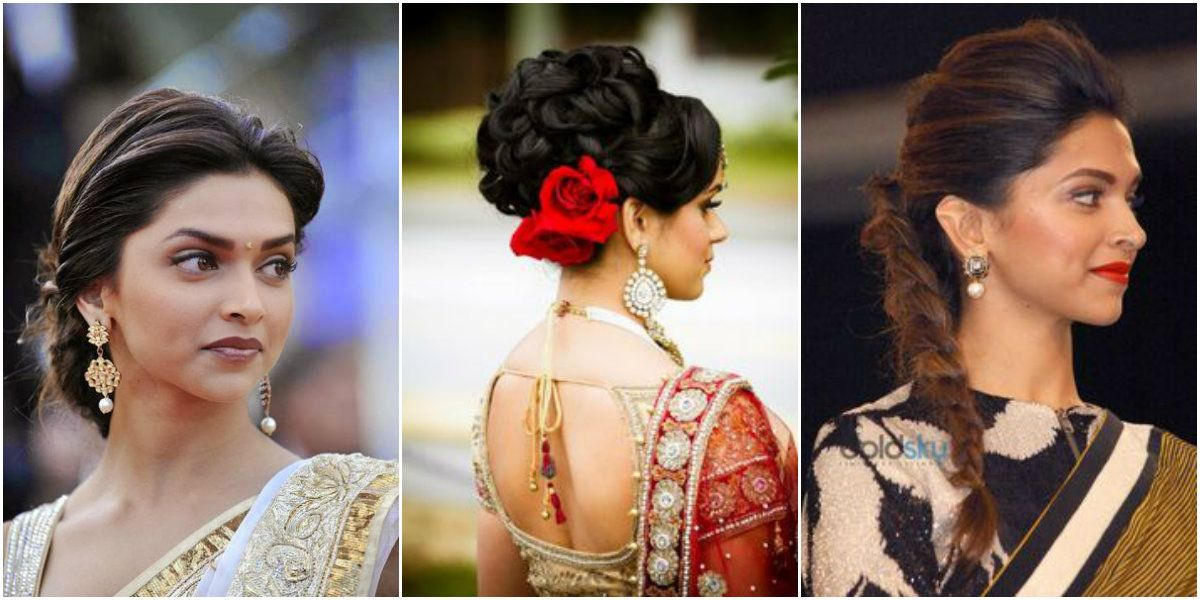 13 Classy Hairstyles For Sarees Fashionpro Classy Hairstyles Hair Styles Saree Hairstyles
