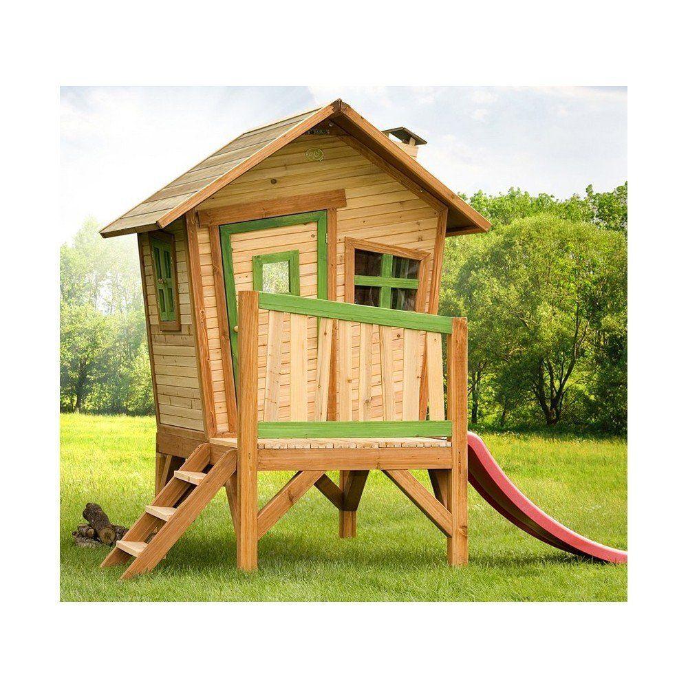 Giochi Per Bambini In Giardino casa casetta in legno playhouse robin gioco esterno giardino
