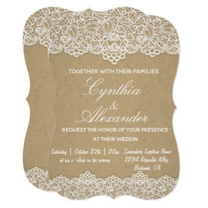 It lassos Wedding Card wedding invitations cards custom invitation