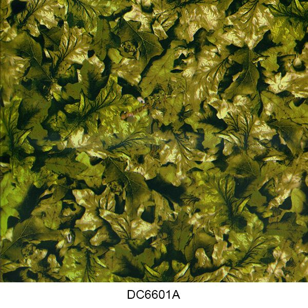 Hydro dipping film camouflage pattern DC6601A   Hydro