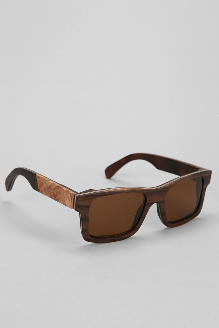 Shwood Haystack Polarized Sunglasses - Urban Outfitters