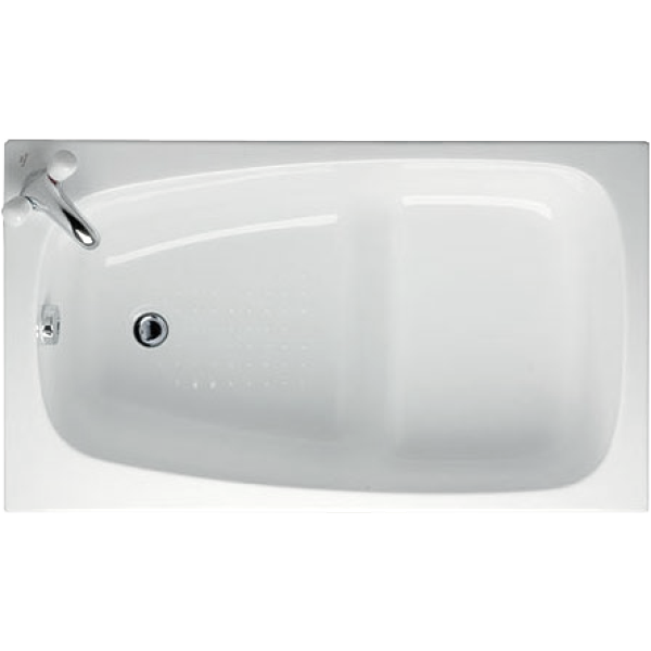 Ideal Standard Space 1200 X 700mm Acrylic Bath Small Bath Bath Space Saver Bath