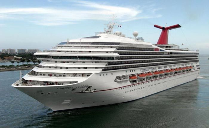 Carnival Triumph Has Brief Power Failure | Cruise News | Carnival