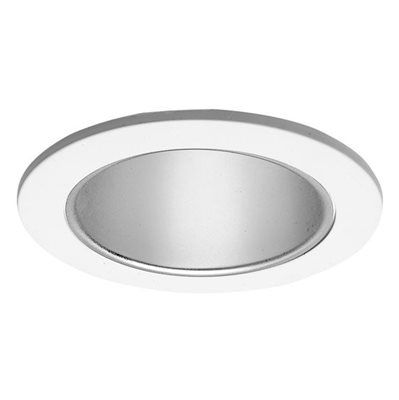 Recessed Lighting Trim Rings Halo Clear Satin White Trim Ring 4In Open Recessed Lighting Trim