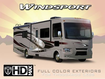 2012 Hershey Rv Show New Windsport Hd Max Full Color