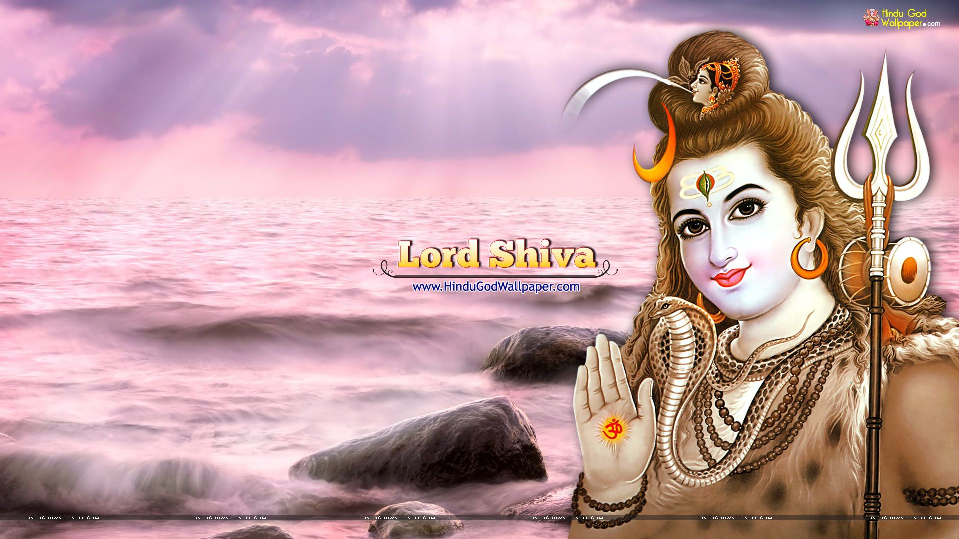 Lord Shiva HD Wallpaper Widescreen 1080p Download | Shiva ...