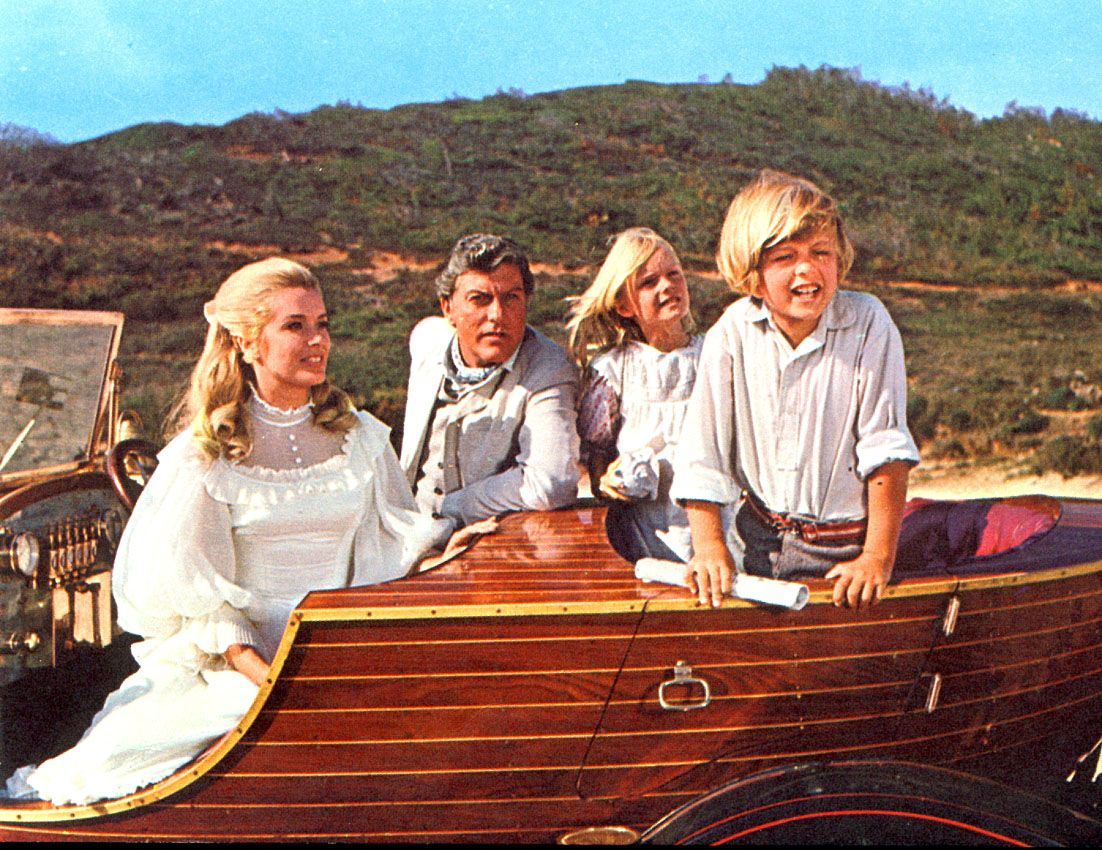 Chitty Chitty Bang Bang - the whole film is just pretty!