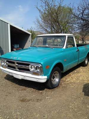 Clyde Brewer & his '69 GMC | Lmc truck, GMC Trucks and Cars