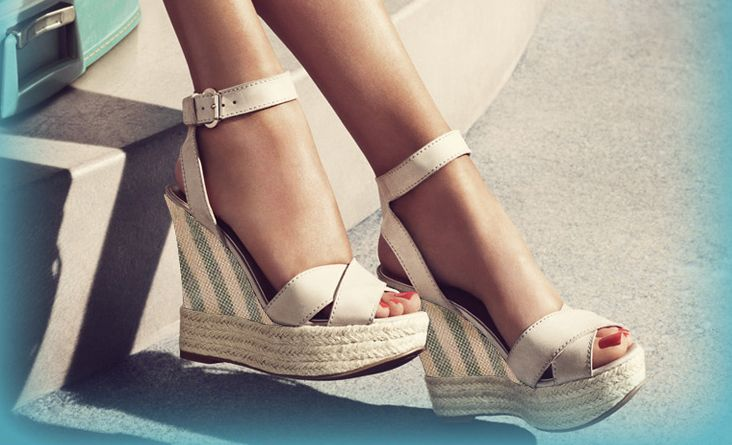 GUESS Kambria Wedge   http://j.mp/KambriaWedge_US  #GUESScolor