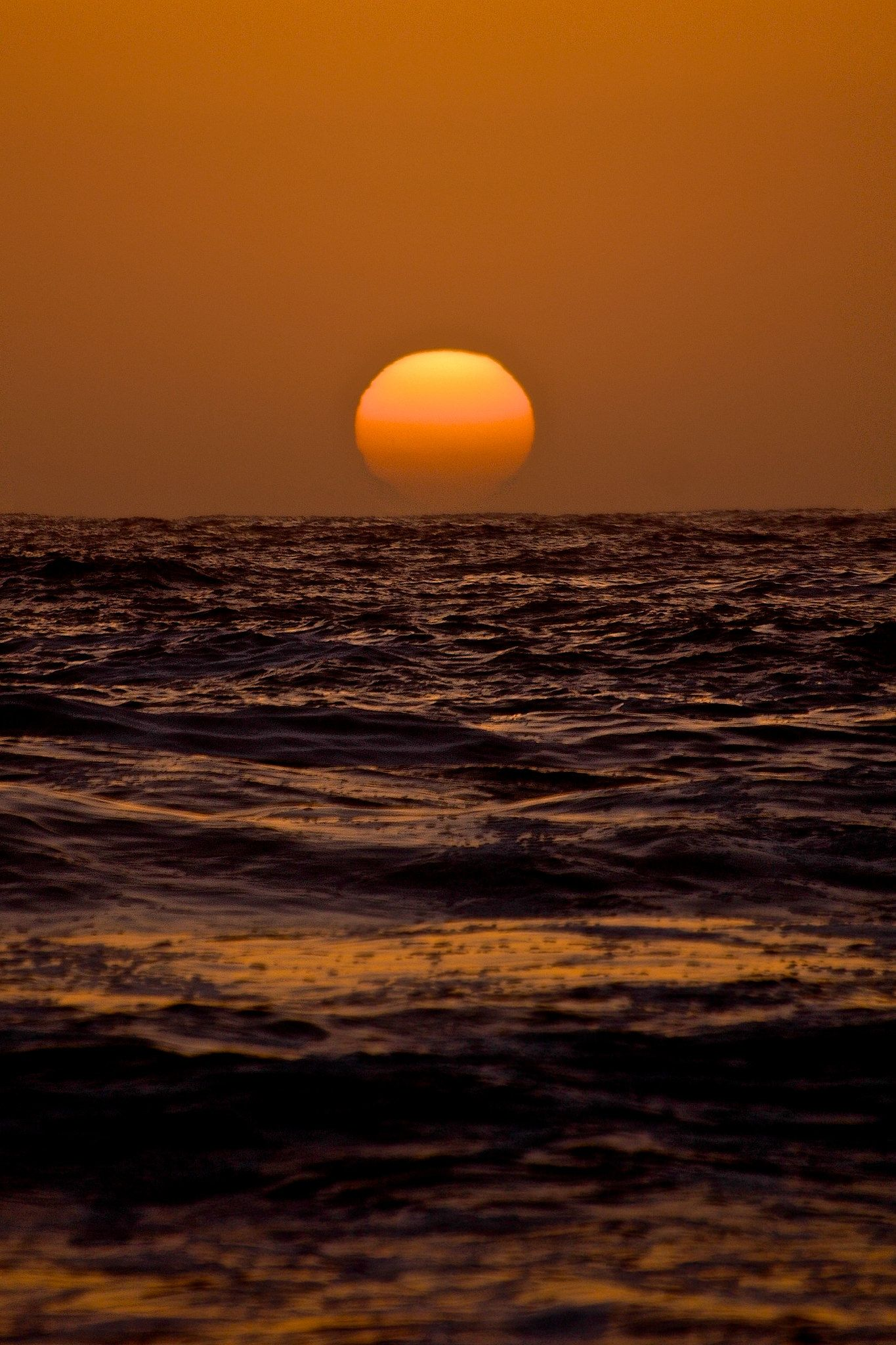Morocco Ocean Sunset Sunset Landscape Paradise Landscape