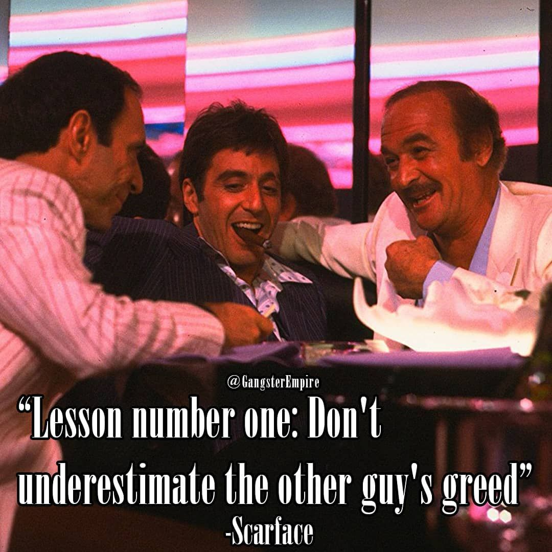 scarface quotes - Google Search | Scarface | Pinterest