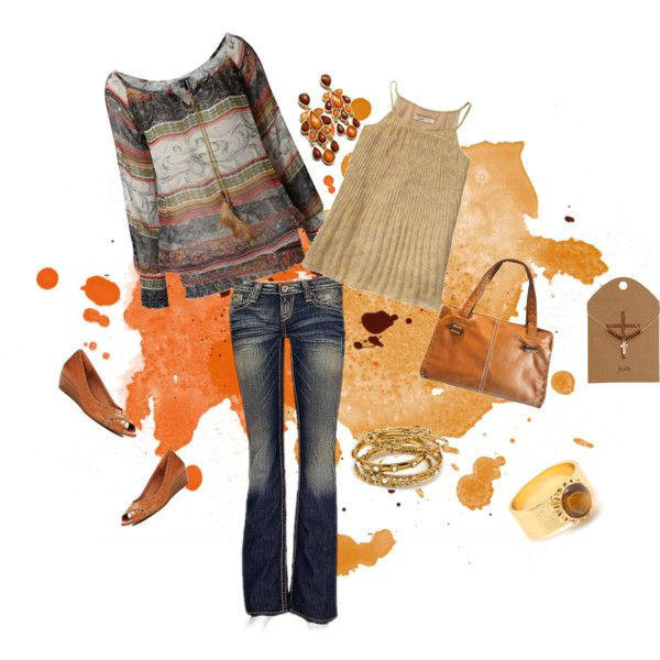 """""""It's Fall Y'all"""" by Hope on Polyvore"""