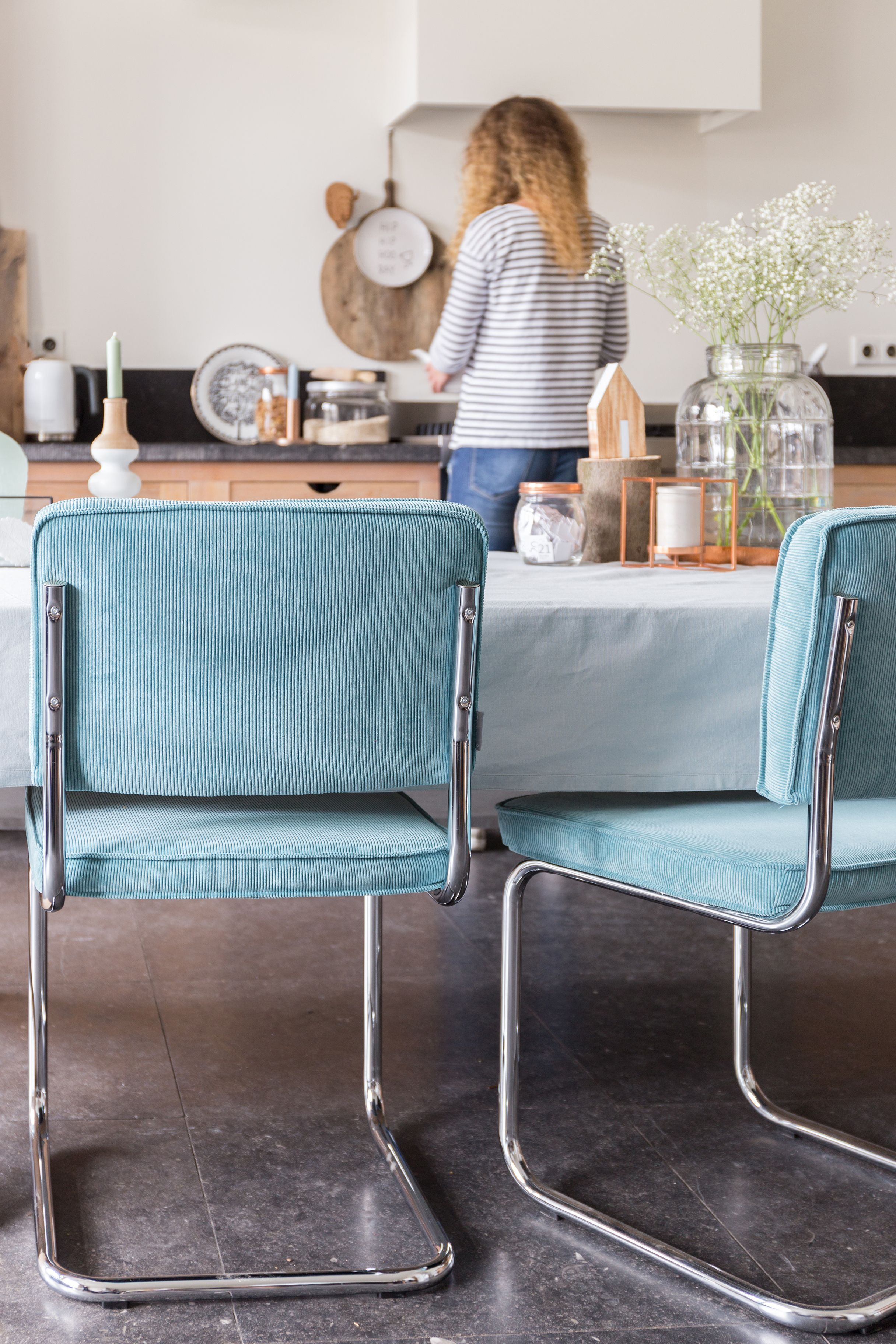 Ridge rib chair | RAG | Pinterest | Dining, Kitchen dining and Interiors