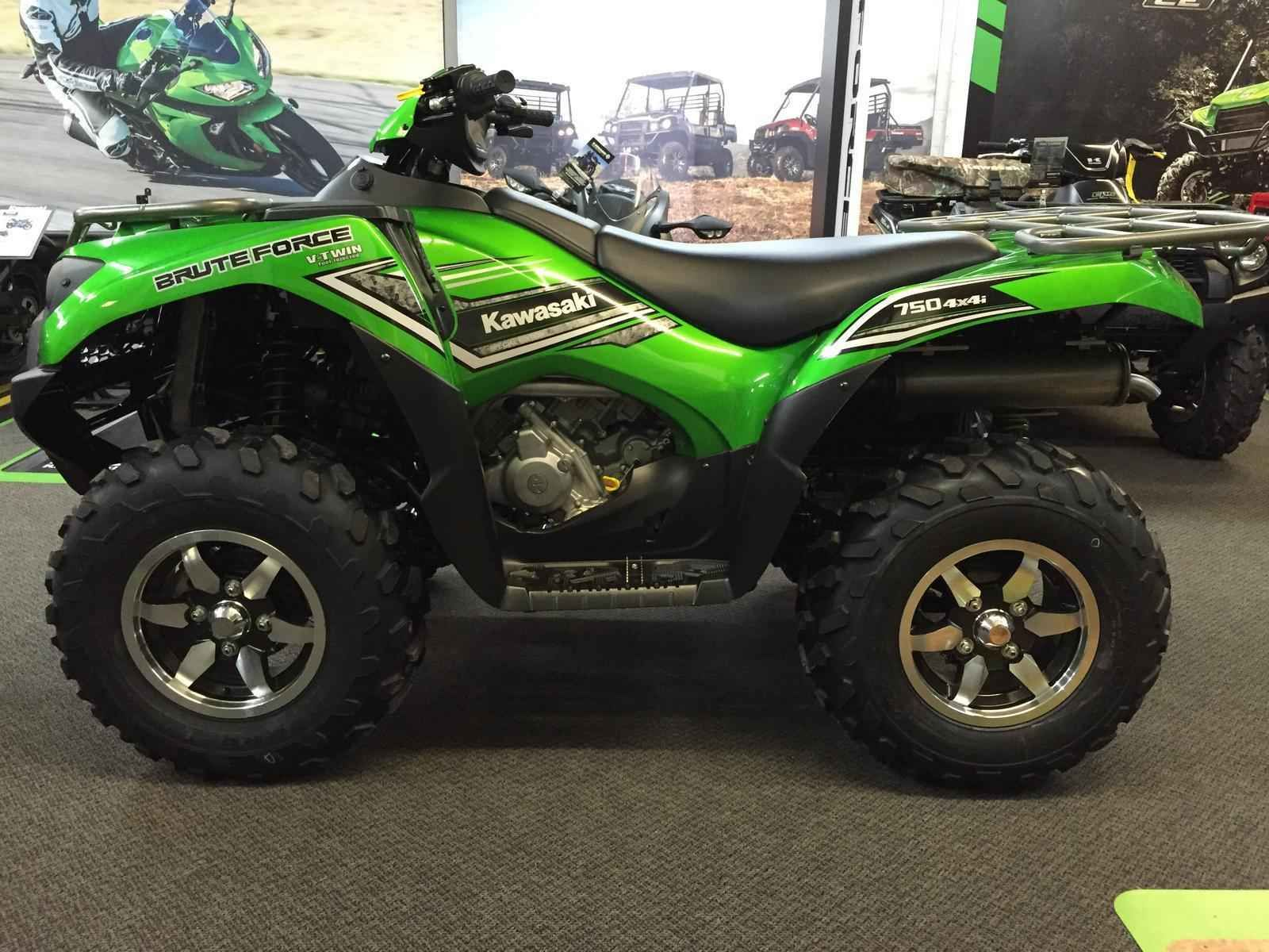 New 2016 Kawasaki Brute Force 750 4x4i EPS - Candy Li ATVs For Sale in Virginia. 2016 KAWASAKI Brute Force 750 4x4i EPS - Candy Li,