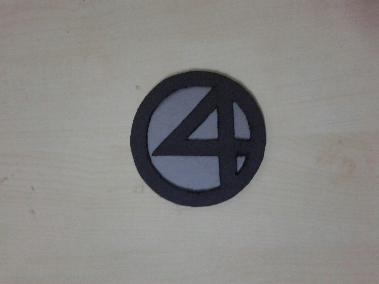 Fantastic Four Movie Logo DIY ... #fantasticfour #silversurfer #logo #DIY