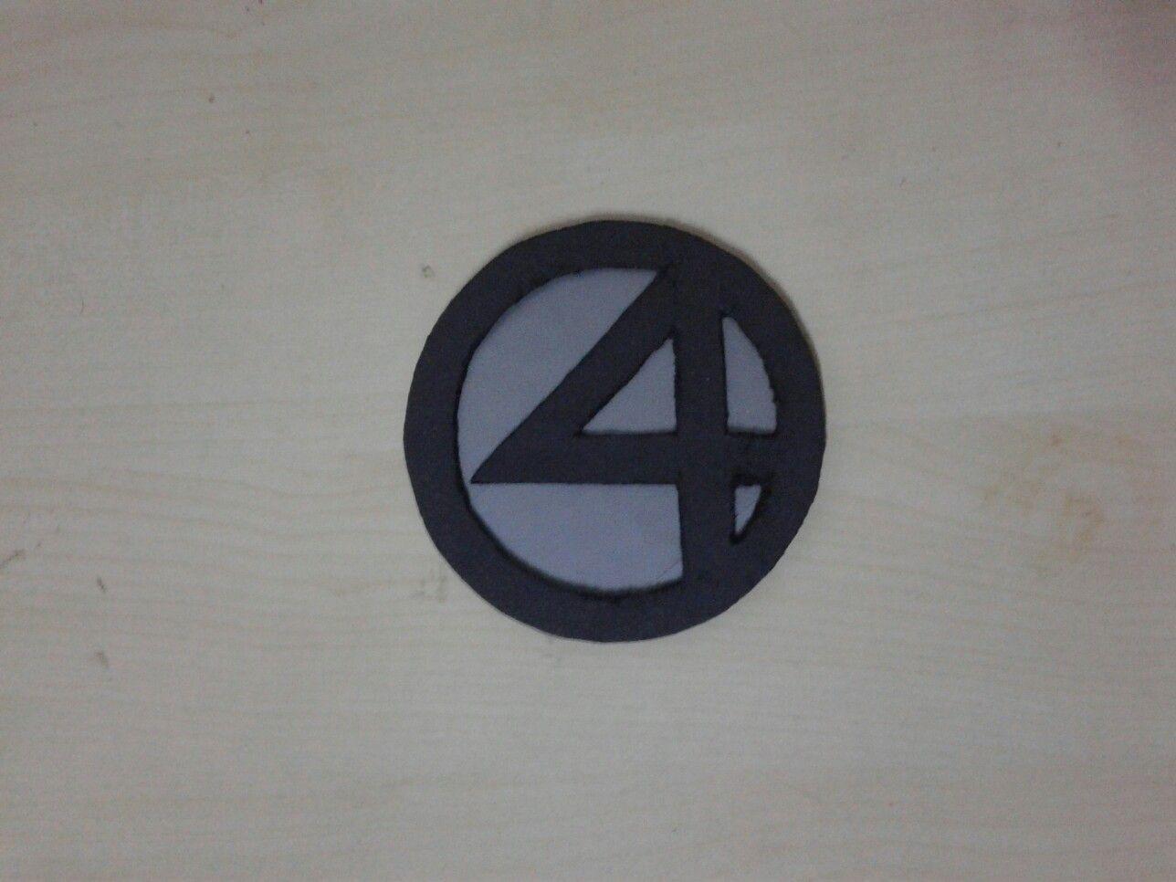 Fantastic Four Movie Logo DIY ... #fantasticfour #silversurfer #logo #DIY