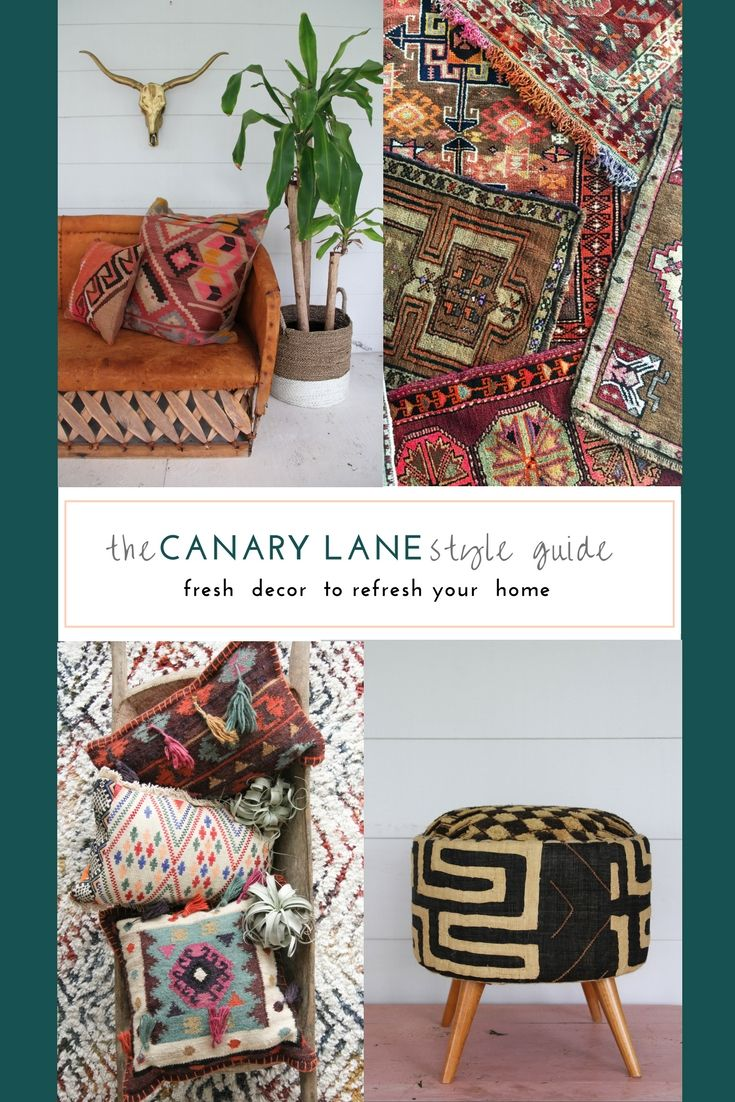 Canary Lane Decor Collections & Vintage Rugs -- Turkish rugs ...