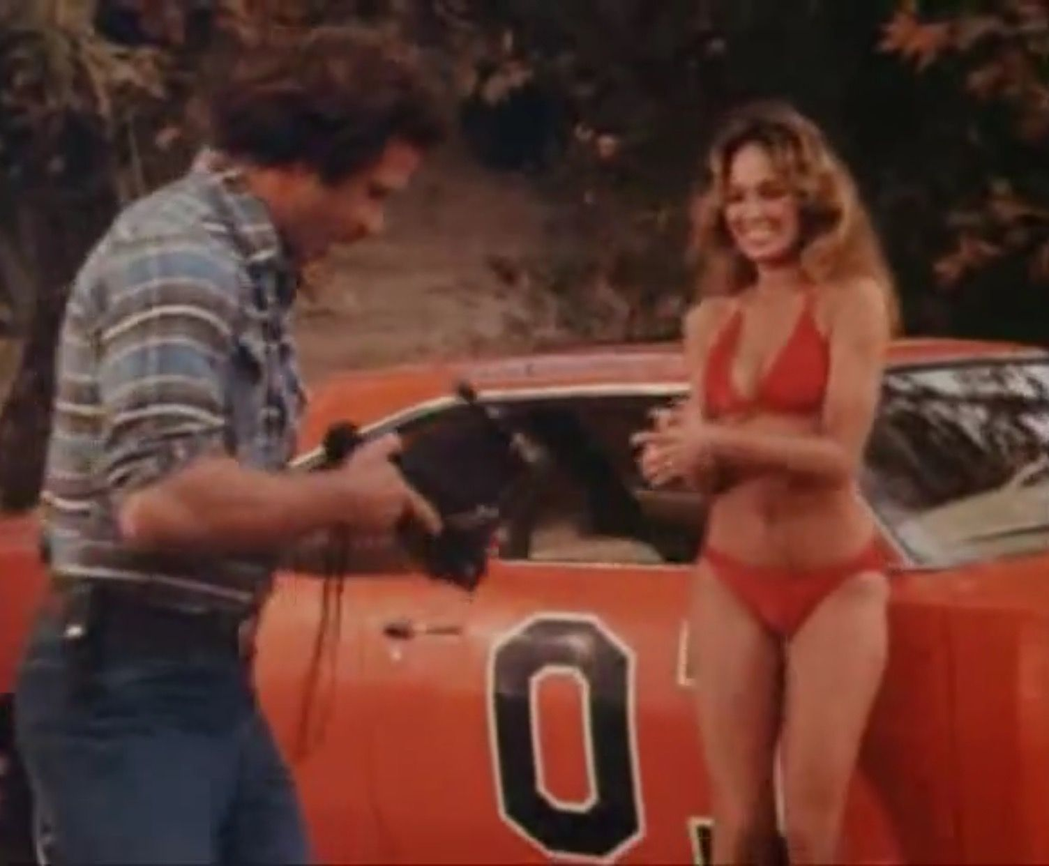 For that Girl on dukes of hazzard there