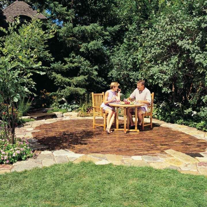 10+ Unique Diy Backyard Paver Patio Photos Back Yard