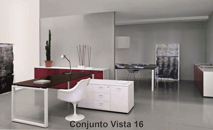 Escritorios de oficina para direcci n o gerencia modernos contempor neos muebles de oficina - Bureaux modernes design ...
