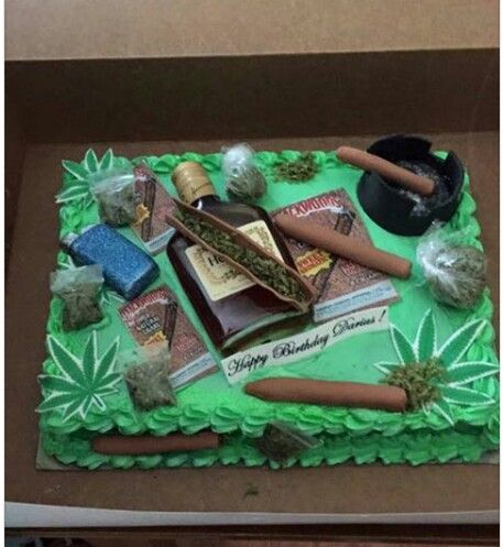 How To Make A Good Weed Cake