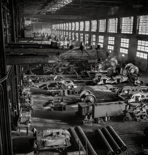 Gotterdammerung 1942 Railroad Train Pictures Locomotive