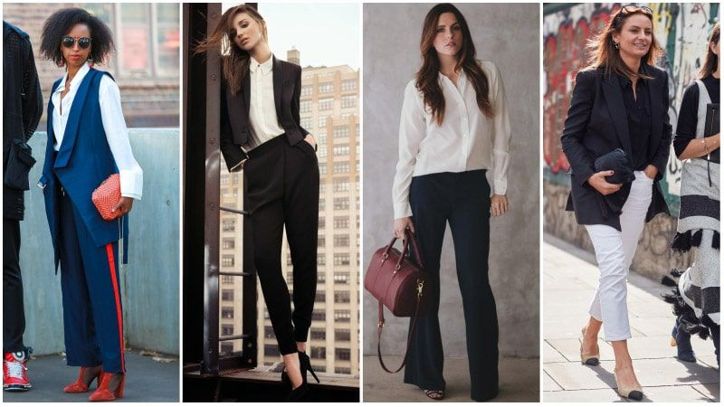 How to Wear Business Attire for Women | deress code
