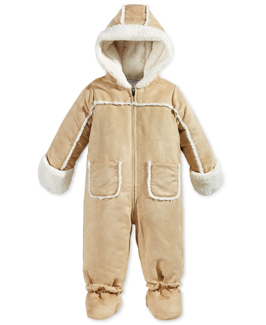 0fd1c668b quality 88117 bfc05 first impressions baby girls metallic puffer ...