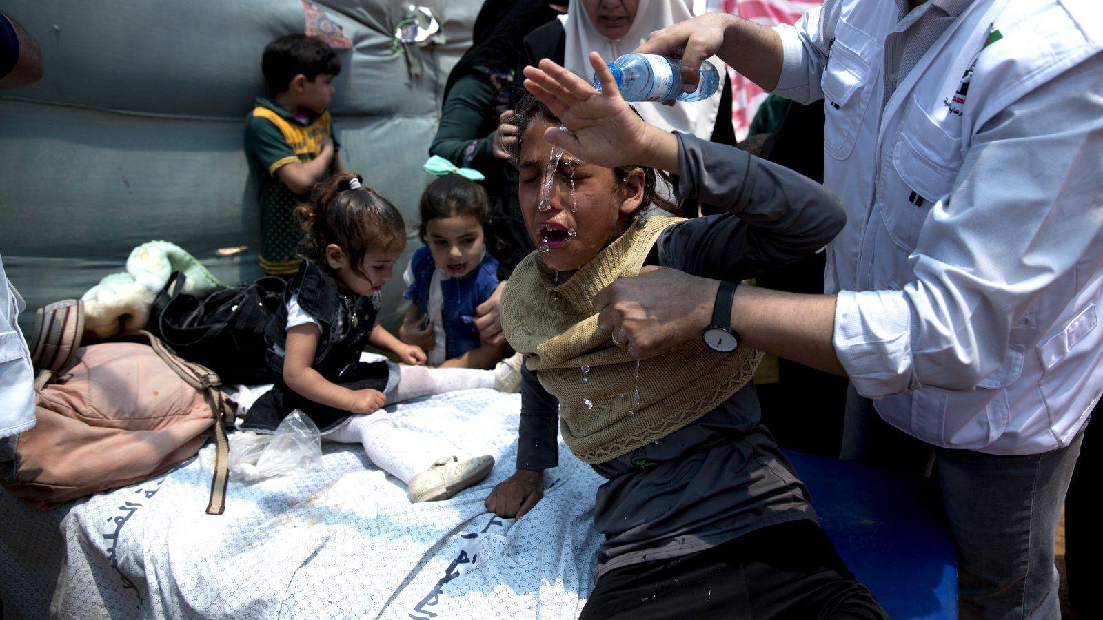 Peringatan Hari Al-Quds, 525 Warga Palestina Luka-Luka Oleh