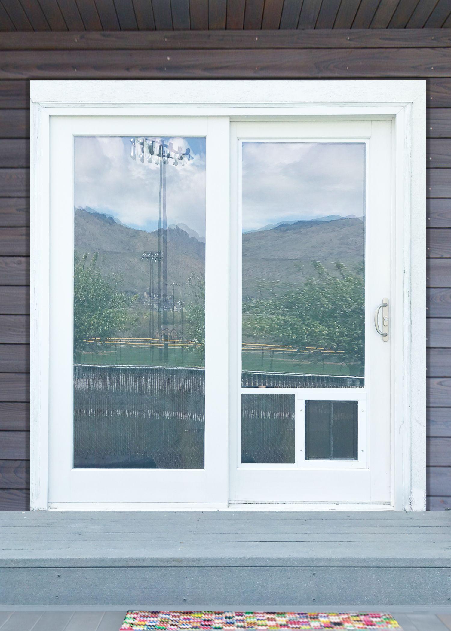Plexidor Dog Door Key Glass Doors Patio Sliding Glass Dog Door Sliding Door Dog Door