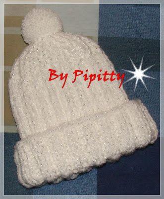 9850c620c16a by Pipitty: Gorro Infantil Gorro Feminino, Gorros De Trico, Cachecol De  Crochê,