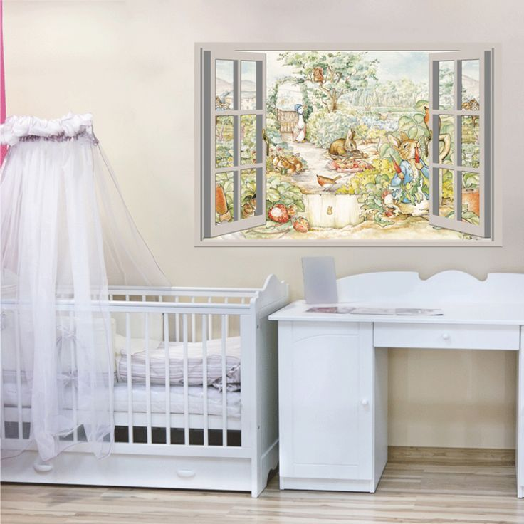 Image Result For Peter Rabbit Nursery