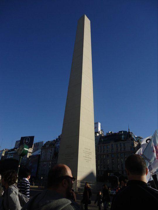 Buenos Aires, Argentina. Obelisco. #9DeJulio