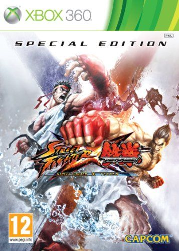 Street Fighter X Tekken - Special Edition @ niftywarehouse.com #NiftyWarehouse #StreetFighter #VideoGames #Gaming