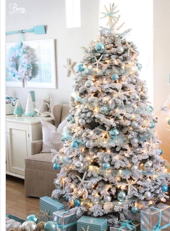 2017 2018 christmas tree trends httpcomoorganizarlacasacomen - Christmas Decor Trends 2018