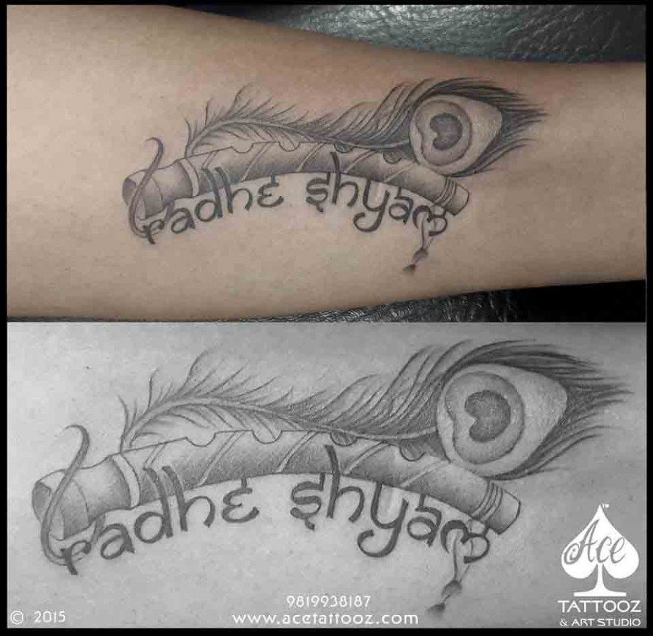 Seven Ways On How To Prepare For Krishna Tribal Tattoo Designs Krishna Tribal Tattoo Designs Krishna Tattoo Hand Tattoos Tattoo Designs