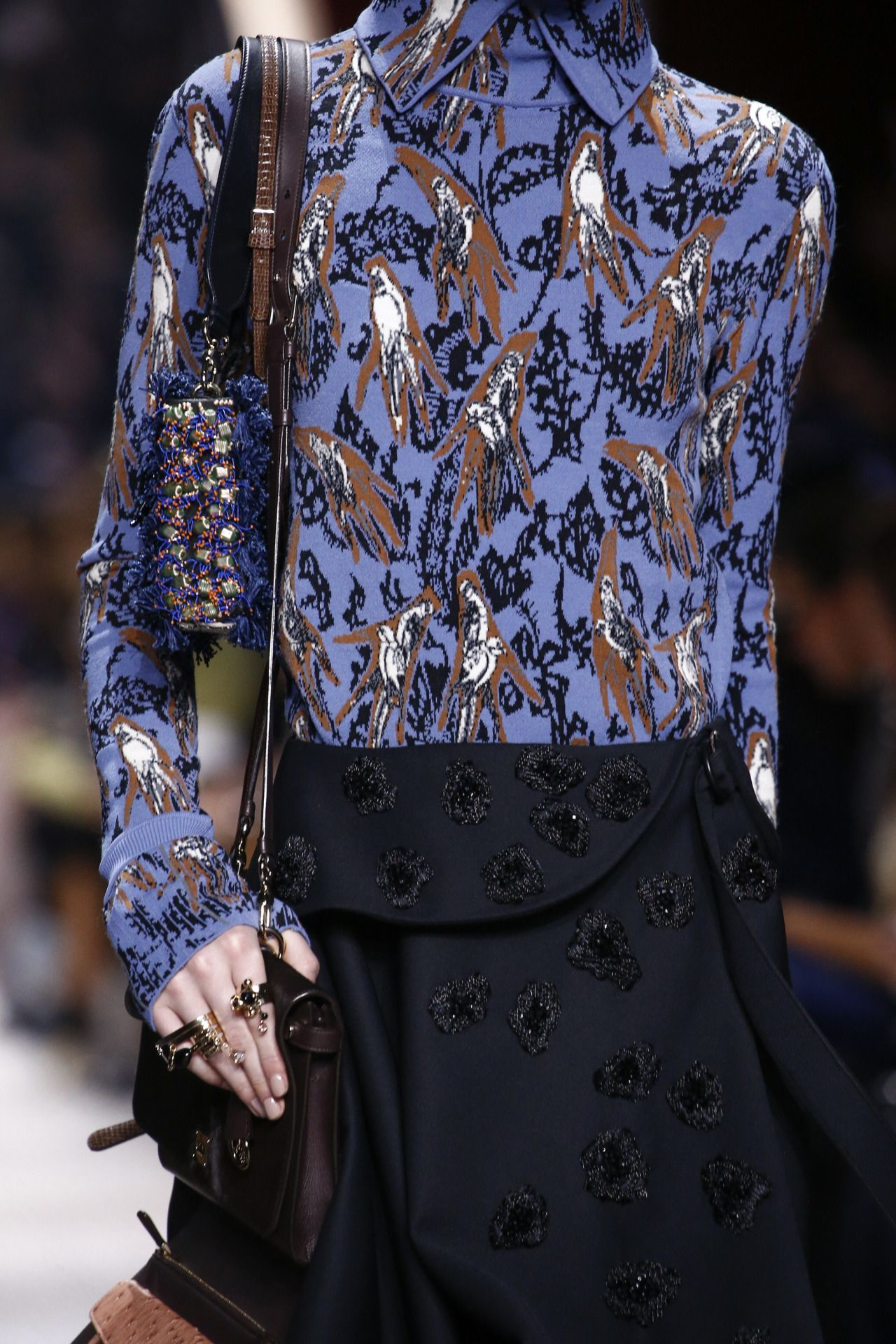 forlikeminded:    Christian Dior | Paris Fashion Week | Fall 2016