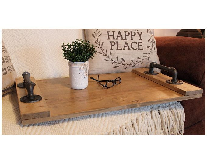 Farmhouse Industrial Coffee Table Industrial Iron And Wood Coffee