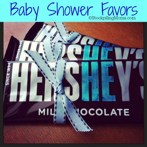 Easy Baby Shower Favors #easy #babyshower | kids party ideas ...
