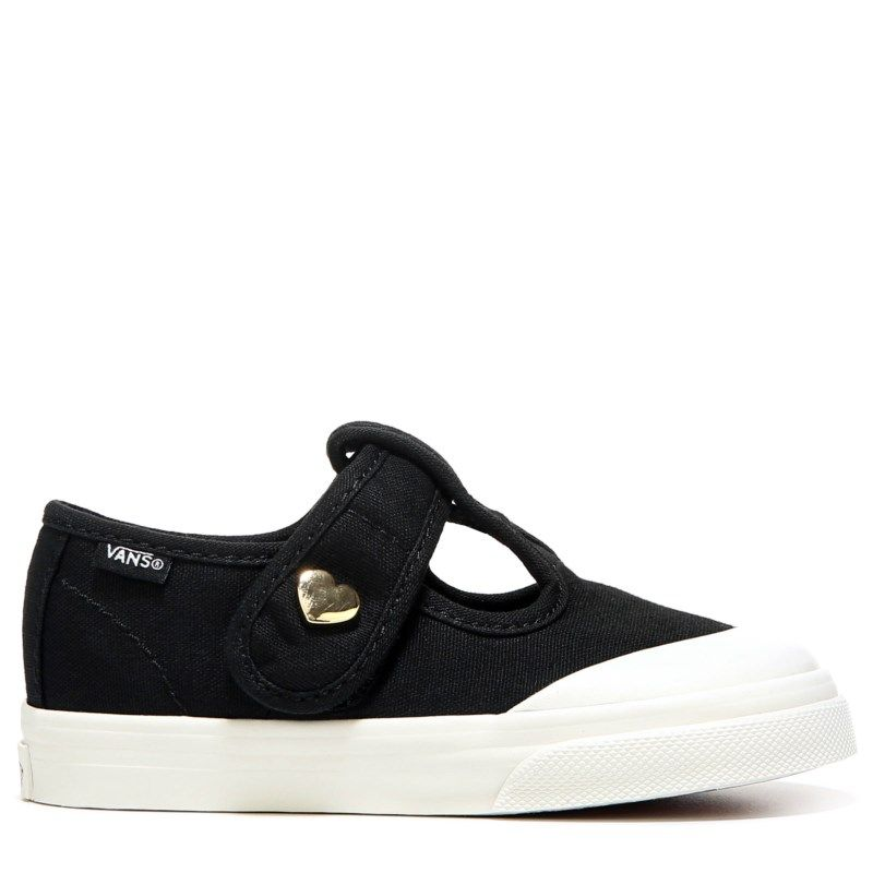 Kids Vans Leena Maryjane Sneaker Toddler Black