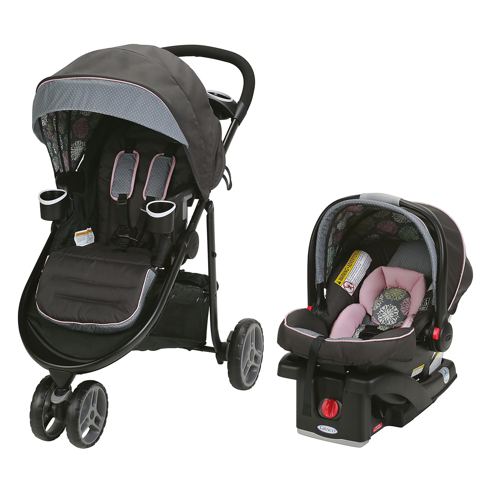 4049f3aff Graco Modes 3 Lite Travel System - Addison   Products in 2019   Baby ...