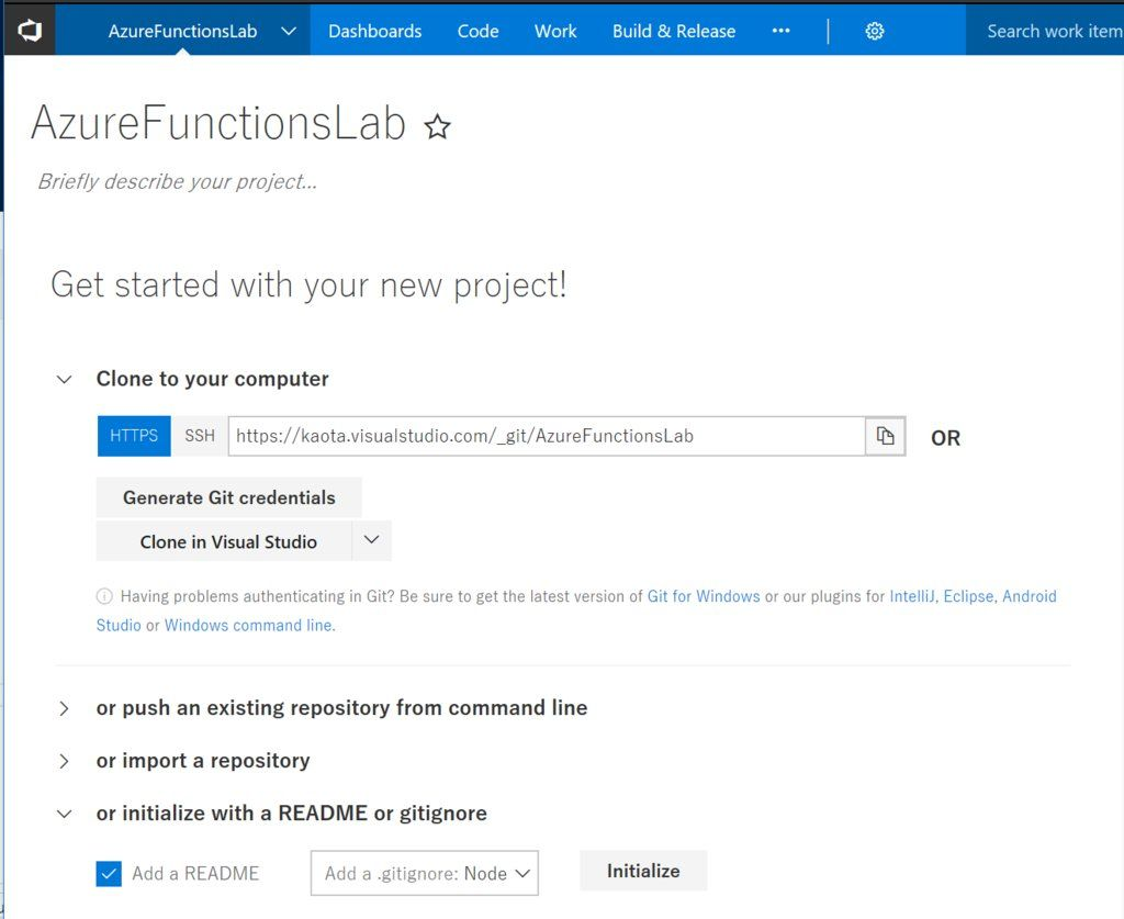 はてなブログに投稿しました はてなブログ Azure Functions でVSTSから