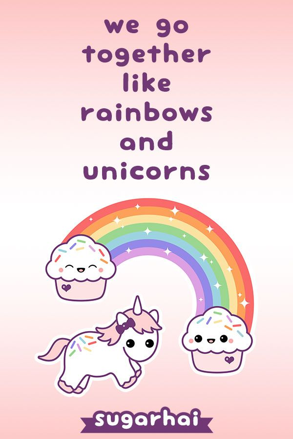Unicorn Love Lovequotes Pinterest Picoftheday Pink Cute