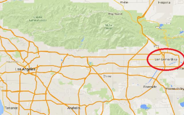 #california: Sparatoria in centro sociale, 12 morti! California – Si parla di almeno 12 morti ed altrettanti feriti durante una sparatoria a San Bernardino. Obiettivo dei killer, un centro sociale… Potrebbe essere di almeno 12 morti il bilancio della  #california #sanbernardino