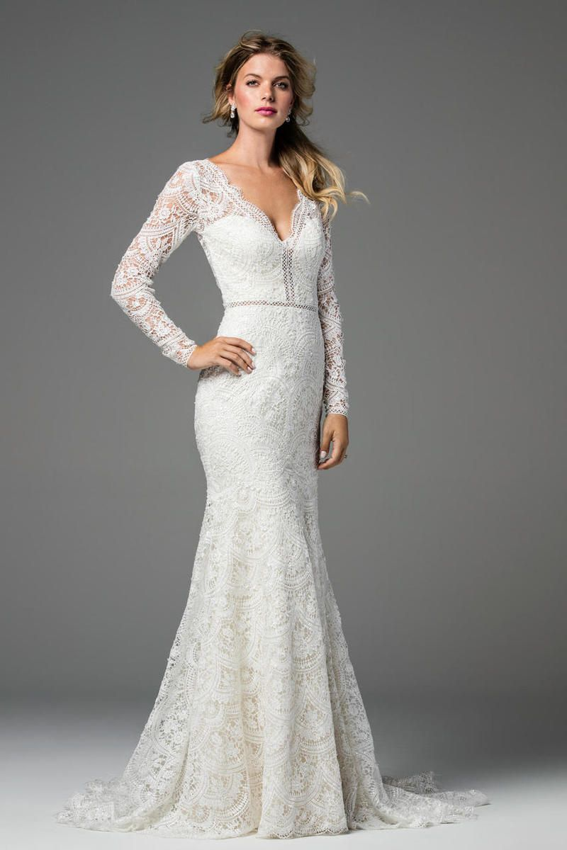Wtoo Wedding Dress Anastasia | Gowns, Wedding dress and Weddings